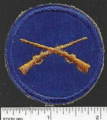 WW2 US Army Air Corps Air Base Defense Bns Patch mint WWII originals