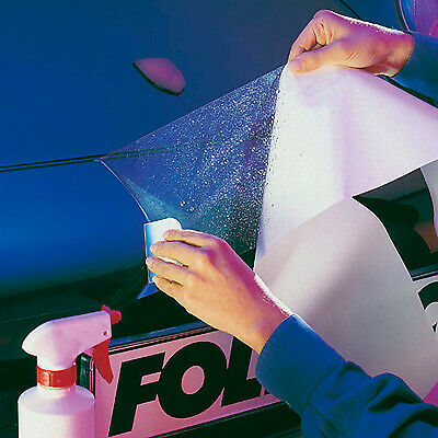 Foliatec Self Adhesive Paint Protection Film - Ideal For Car Bumpers 17 x 165 cm