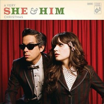 She And Him - Very She And Him Christmas (2011) - New - Long Play Record
