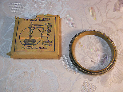 The Okay Darner Vintage Sewing Machine Accessory Attachment   T*