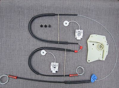 AUDI S3//A3 2//3 DOOR OSF RIGHT ELECTRIC WINDOW REPAIR FULL SET PARTS *MADE IN EU*