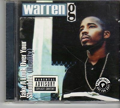 (EU612) Warren G, Take A Look Over Your Shoulder (Reality) - 1997 CD