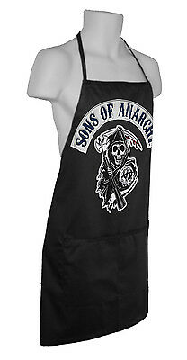 Sons Of Anarchy Apron (2014) - New - Novelty & Fun Stuff