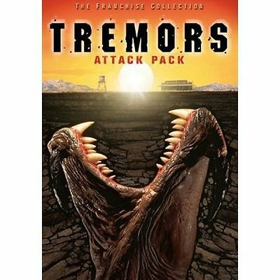 Tremors Attack Pack (2005) - Used - Dvd
