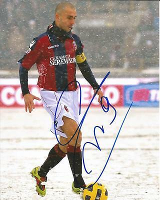 MARCO DI VAIO signed 8x10 photo BOLOGNA EXACT PROOF