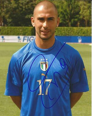 MARCO DI VAIO signed 8x10 photo ITALY EXACT PROOF
