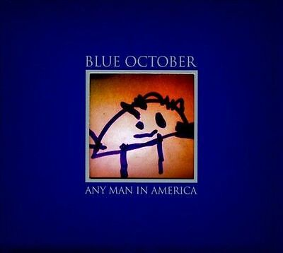 Blue October - Any Man In America (2011) - New - Compact Disc