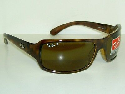 143238f2a6 New RAY BAN Sunglasses SIDESTREET Polarized Brown Lenses RB 4075 642 57