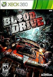 Xb3 Blood Drive (2010) - Used - Xbox 360