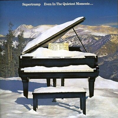 Supertramp - Even in the Quietest Moments [New CD]