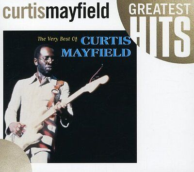Curtis Mayfield - Very Best of [New CD]