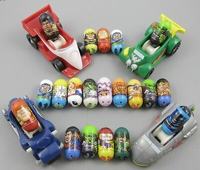 Random 24 Mighty Beanz Beans with 4 MACHINEZ Dune Buggy Bean NEW NO BOX M16