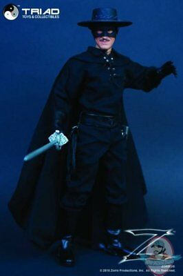 Zorro 12 inch Action Figure by Triad Toys