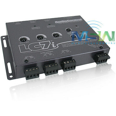 *NEW* AudioControl® LC7i-G 6-CHANNEL CAR AUDIO LINE OUT CONVERTER STEREO OUTPUT