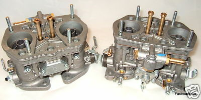WEBER GENUINE 40 IDF PAIR CARBS/ CARBURETTORS  LOW PRICE! VW AIR COOLED etc