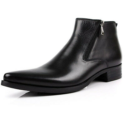 064d94d2c6d WYNSORS CHATSWORTH MENS Leather Formal Boots Brown UK Size - £48.00 ...