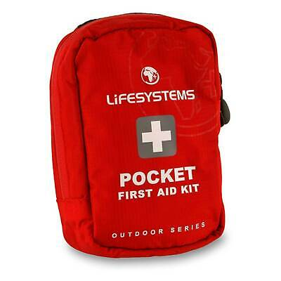 Life Systems Pocket First Aid Kit , Walking Hiking Cycling