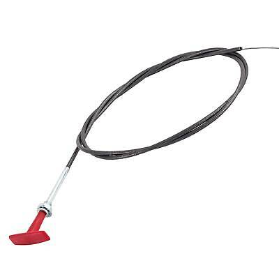 """Fire Extinguisher Master Switch Pull Cable Cord Red T Handle Race Rally - 5'6"""""""