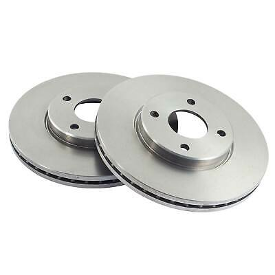 EBC Ultimax OE Equivalant Front Brake Discs ( Pair ) - D298