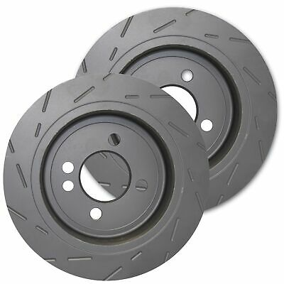 EBC USR Grooved Upgraded Rear Brake Discs (Pair) -  USR1129