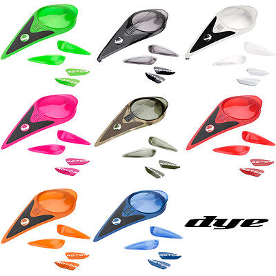Dye Rotor Loader Color Kit R1 LT-R PaintNoMore Paintball Shop