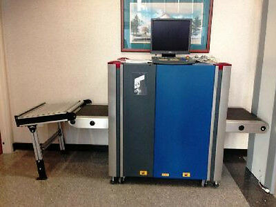 LOT OF 29 HEIMANN X-RAY INSPECTION HI-SCAN 6040i Security X-ray Scanner