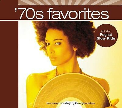 Various Artists - 70S Favorites [New CD] Digipack Packaging