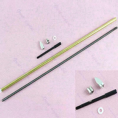Cable Shaft Drive Dog Prop Brass Tube Nut 4mm x 14.3 inch 30cm 300mm For RC Boat