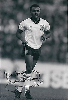 Danny WALLACE Signed Autograph Photo AFTAL COA RARE England Manchester United