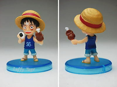 Bandai One Piece Collection Promise of the Marineford Figure Luffy Child