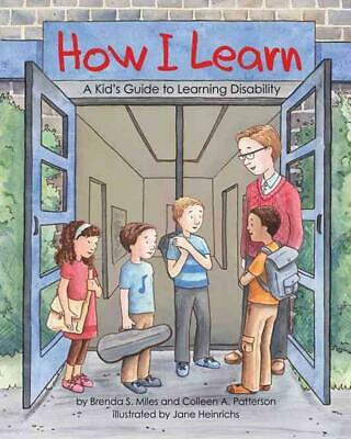 How I Learn by Brenda S. Miles Hardcover Book (English)
