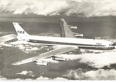 Cp Avion Boeing 707 Intercontinental Twa N761Tw
