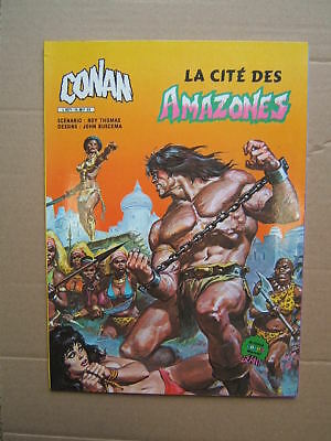 Artima Color Marvel / Conan / La Cite Des Amazones