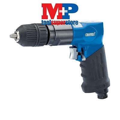 Draper 28830 Reversible Air Drill with 10mm Keyless Chuck