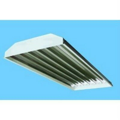 6lamp T8 High Bay Fluorescent Light Fixtures For Shops Warehouse Machine (12)