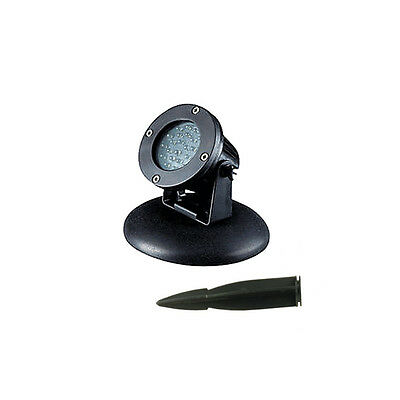 Aqualite Maxi Single Led Spot Light Pond Underwater Garden Feature Spotlight