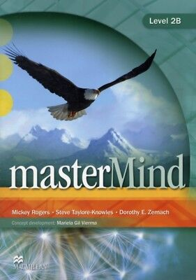 MasterMind 2 Student's Book & Webcode B (Paperback), Rogers, Mick...