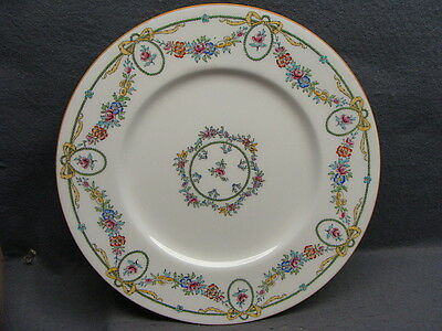 "10"" Minton Ivanhoe Hand Painted B913 Dinner Plate #1"