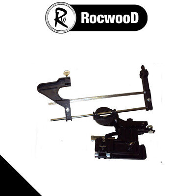 Bar Mounted Pro Sharpener Chainsaw Saw Chain Filing Guide For All Makes, Models