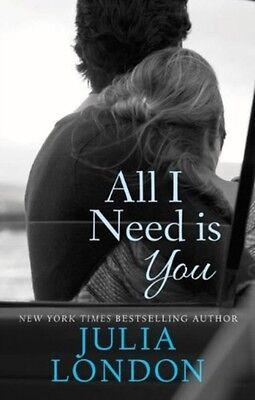 All I Need is You (An Over the Edge Novel) (Paperback), LONDON, J. 9781477805817