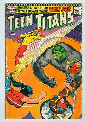 Teen Titans #6 November 1966 VG
