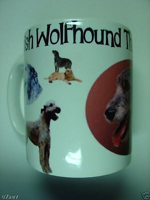Irish Wolfhound The Only Dog For Me  Coffee Mug No2