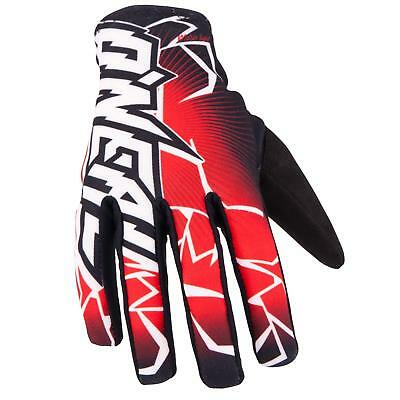 O'Neal Matrix schwarz/rot Handschuhe Downhill Moto Cross Mountain Bike MTB MX