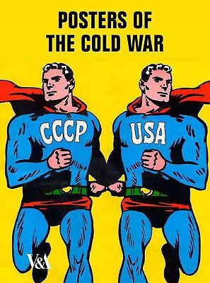Posters of the Cold War by David Crowley Paperback Book (English)