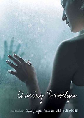 Chasing Brooklyn by Lisa Schroeder Hardcover Book (English)
