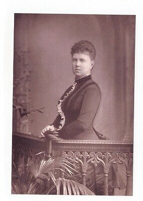 mm671 - Marie Duchess of Edinburgh ex Russian Grand Duchess - Royalty photo