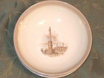 Canonsburg Pottery Bowls - Chicago Water Tower - Set of 4