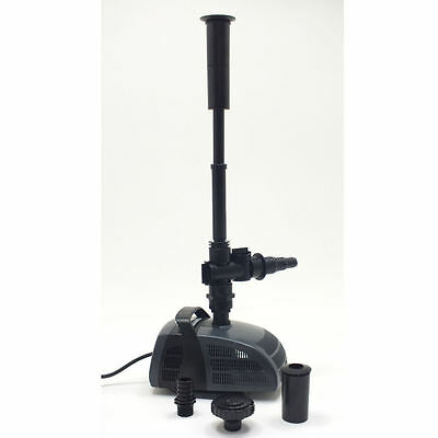 Jebao Fish Pond Fountain Water Feature Pump Submesrible