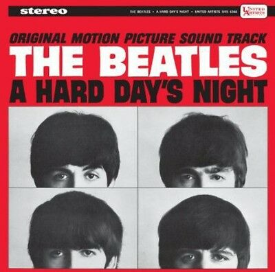 The Beatles - Hard Day's Night / O.S.T. [New CD]