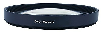 Marumi 72mm DHG Macro X3 Close Up Filter - DHG72MAC3